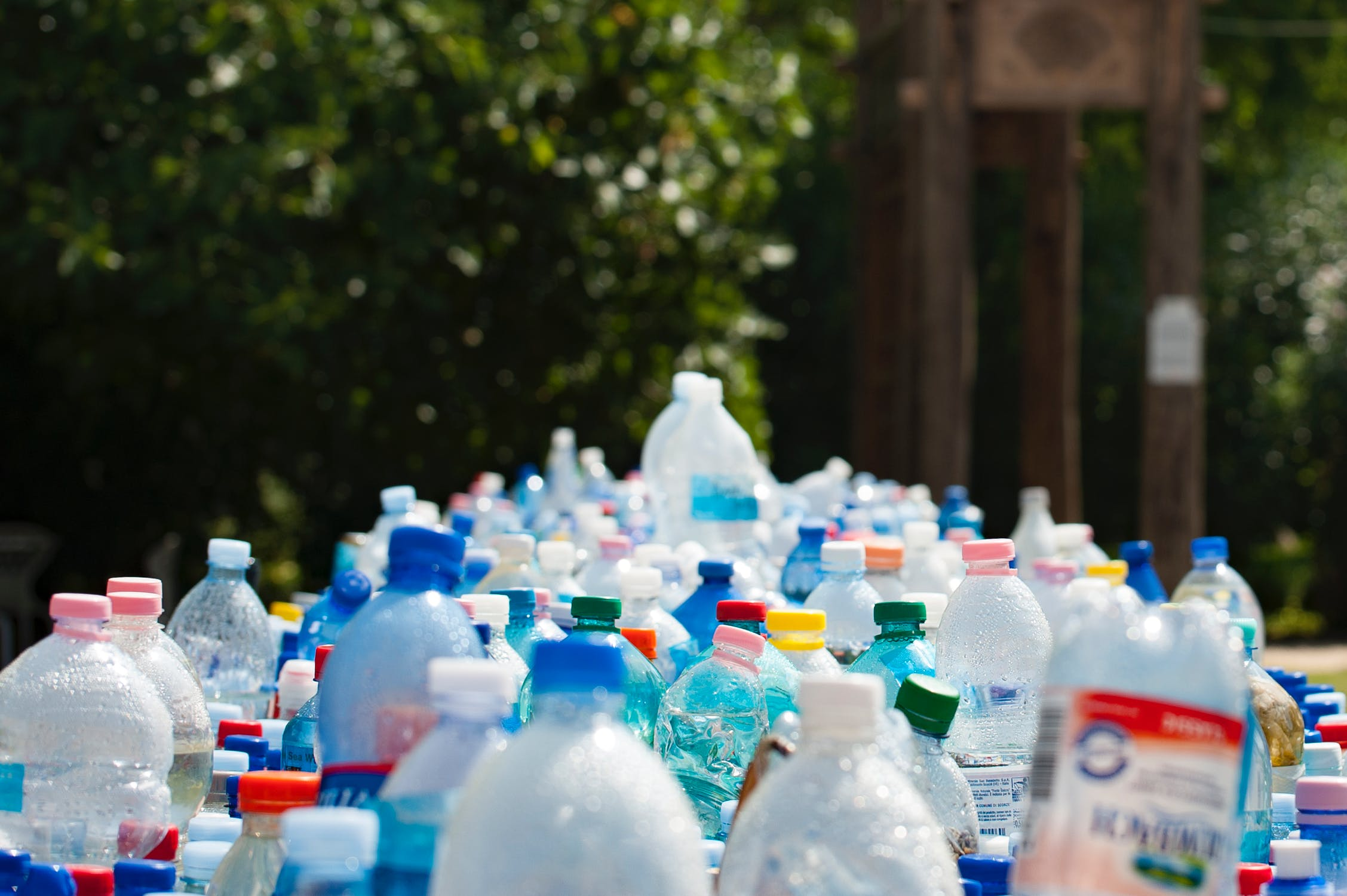 Single Use Plastics - Refuse, Reuse and Reduce - Activfirst